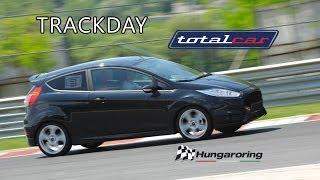 Ford Fiesta ST   Totalcar Trackday 5   Hungaroring   2014.06.07