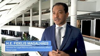 Voices from APFSD 2019: Fidelis Magalhães