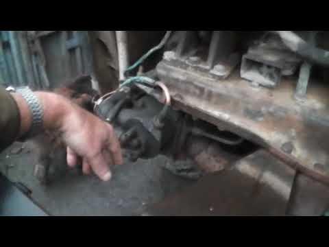 Устройство отопления кабины моего Камаза