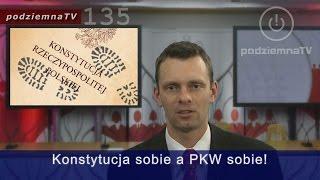 Robią nas w konia: PKW vs Konstytucja - wyborcze łamanie konstytucji w III RP #135