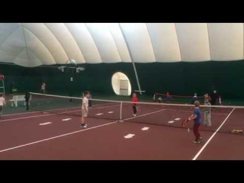 Dolgoprudny Tennis 2014   Ages 6 & 7 HD 720p