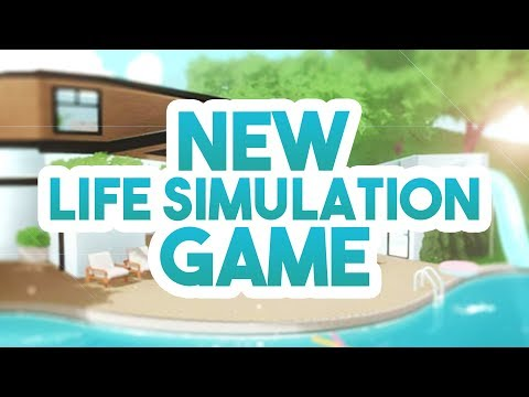 Cars, Open World, Horses, & More! - New Life Simulation Game (Paralives)