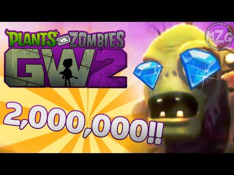 2,000,000 COIN Spending Legendary Hunt! - Plants vs. Zombies: Garden Warfare 2 Gameplay