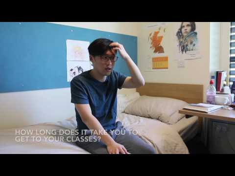 Warwick Accommodation And Campus Tour Video 2017