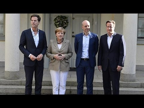 Harpsund Summit: Cameron pursues 'Stop Juncker' plan