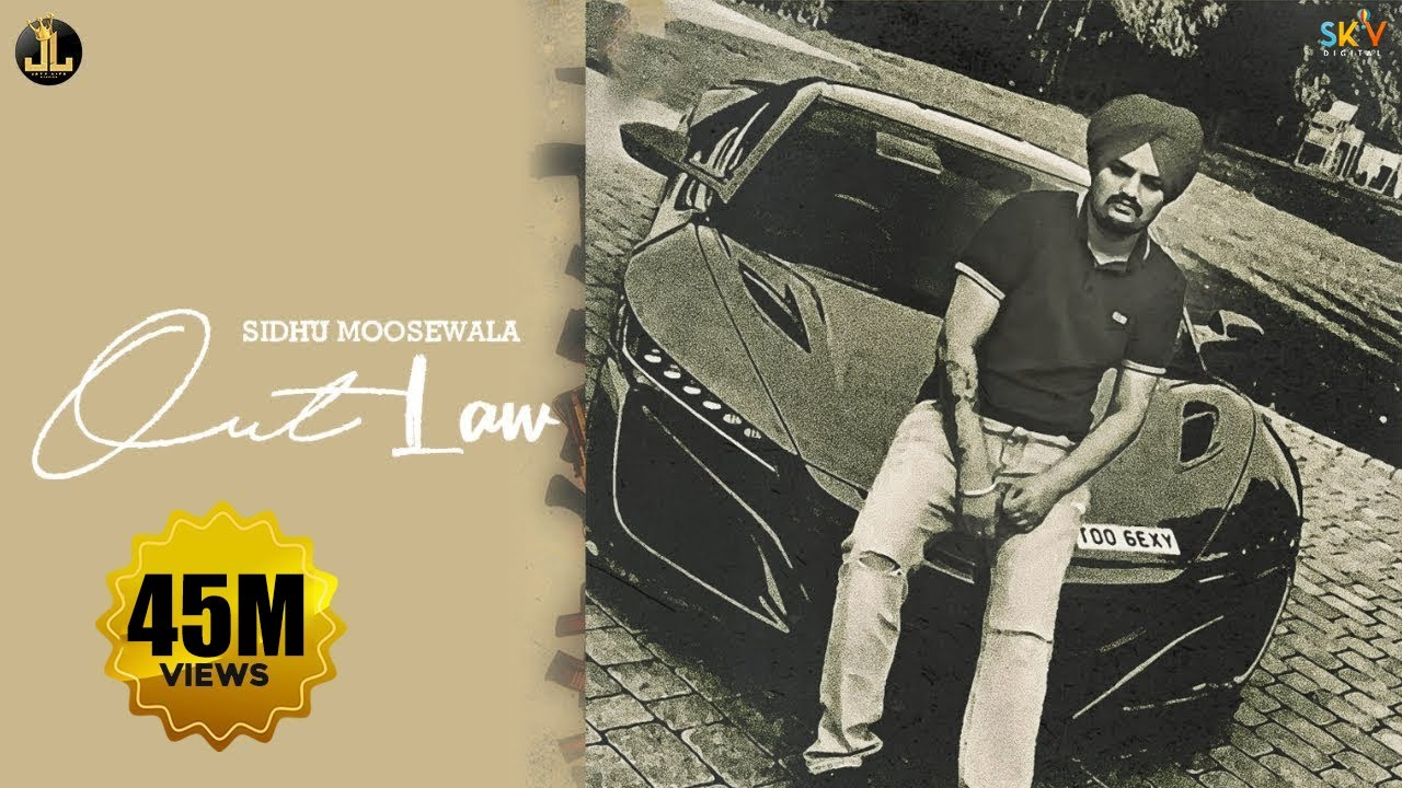 Outlaw : Sidhu Moose Wala (Official Song) Byg Byrd | Latest Punjabi Songs 2019 | Jatt Life Studios #1