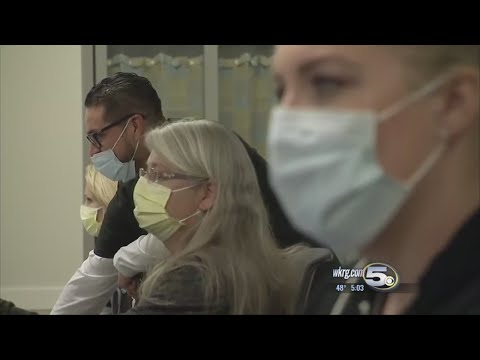 Positive flu tests surpass 2017 total in Mobile County