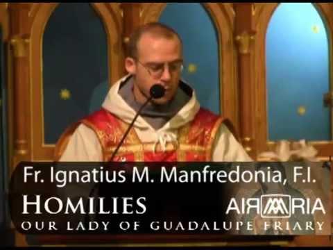 Aug 24 Homily St Bartholomew Apostle