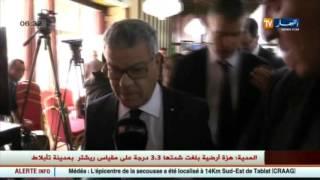 عمار سعداني يفتح النار على المناوئين له داخل قبة البرلمان