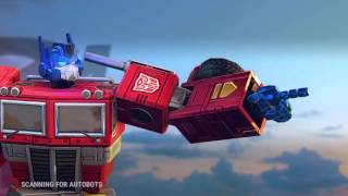Transformers earth wars gameplay TROLLING NOOBS WITH BONECRUSHER