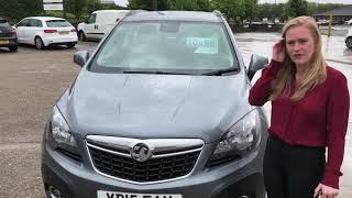 Road Test & Review Of A Vauxhall Mokka Tech Line