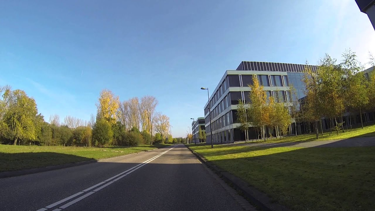 High Tech Campus Eindhoven: HTC 32 / HTC 41 - YouTube
