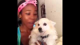 Pet Selfie Fail - Dog Bites