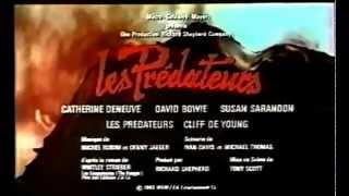 Les Prédateurs (1983) Bande annonce Française
