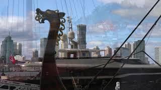 Viking Ship in New York