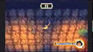 Ps1 game: Aladdin In Nasira's Revenge-Acient City Level 1
