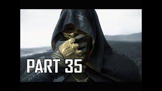DEATH STRANDING Walkthrough Part 35 - (PS4 Pro)