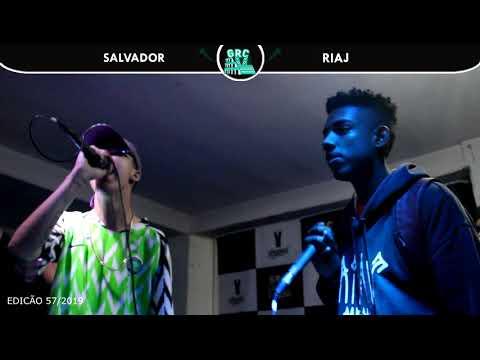 Salvador X Riaj |1ª FASE | 2º Festival Grajaú Rap City | 57ª Batalha Grajaú Rap City