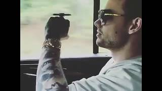 Liam Payne and the Fidget Spinner.