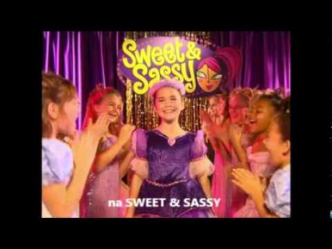 Sweet and Sassy Commercial   Brazil