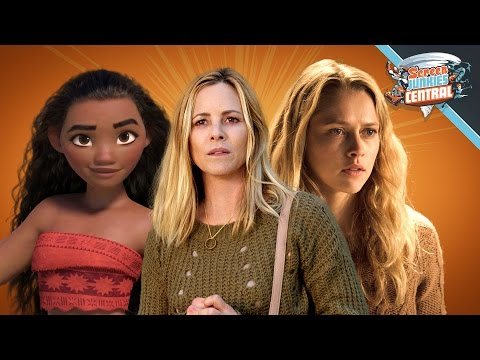 ScreenJunkies LIVE @ SD Comic-Con 2016 ft. Disney's Moana & the cast of Lights Out!