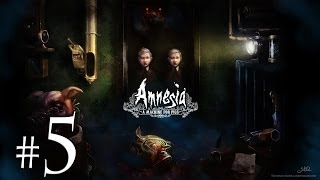 Amnesia Machine for Pigs - Lampaaaa ! [Ep.5]
