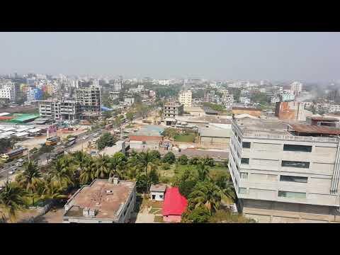 কত সুন্দর সাভার শহর।
