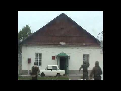 Освобождение заложников в Середке
