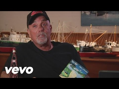 Billy Joel - Billy Joel on RIVER OF DREAMS - from THE COMPLETE ALBUMS COLLECTION
