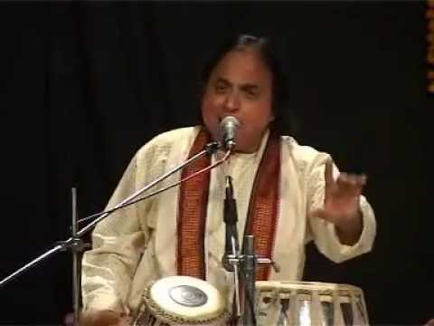 Pandit Suresh Talwalkar- How To Accompany Khayal Singing