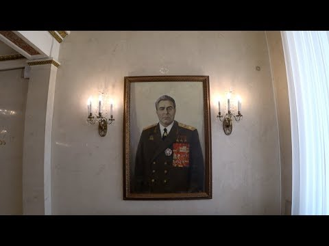 Hidden Rooms In Moscow's Soviet Hotel
