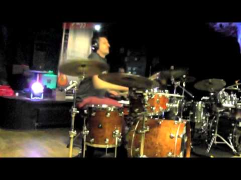 Natal Drum Clinic Feat - Paul Hose, Rob Hirons & Glenn Hallam Pt 9 @The Brit Club, Nottingham 2013