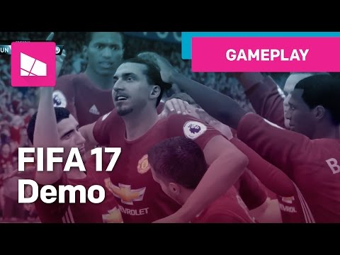 FIFA 17 Demo Gameplay On Xbox One