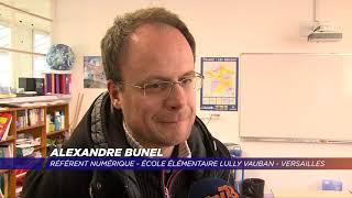 Yvelines | Huit classes fermées à Versailles pour cause de Covid-19