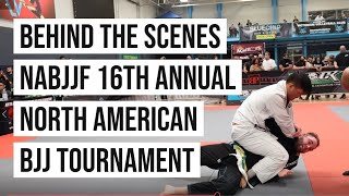 BJJ Report: NABJJF 16th Annual North American BJJ Tournament  in 4K