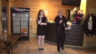 """Копия видео """"""""Букет из белых роз"""" музыкальный подарок Иван и Альбина (Запорожье)"""""""