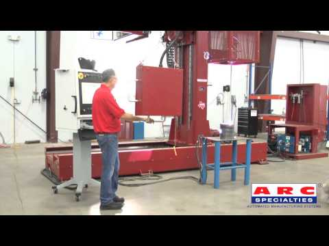 ARC-06G CNC GTAW Bore Cladding System