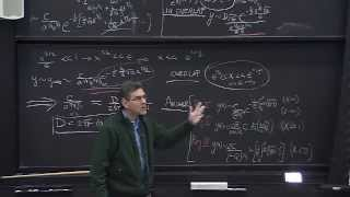 Mathematical Physics 14 - Carl Bender