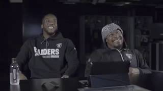 Marshawn Lynch And Josh Johnson React To 2018 Raiders Schedule