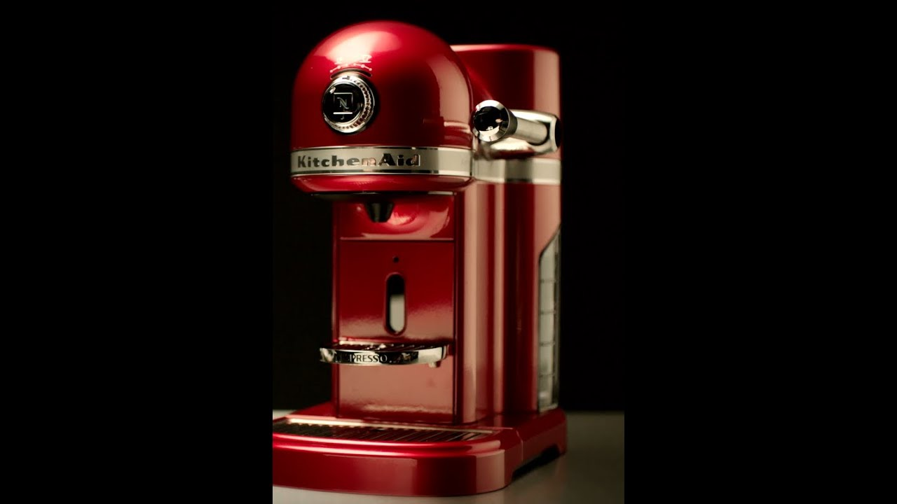 Cleaning How To Clean Your Nespresso By Kitchenaid Coffee Machine