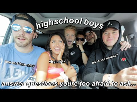 what highschool boys ACTUALLY look for in girls | highschool advice