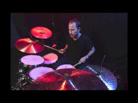 Drum Set, Congas & Agogo Bells