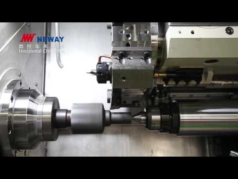 NEWAY CNC LATHE NL251HA Automatic Production Line