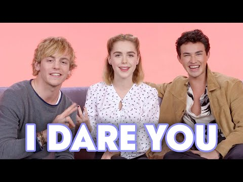 """""""The Chilling Adventures of Sabrina"""" Cast Plays I Dare You 
