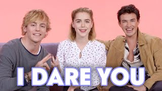 """The Chilling Adventures of Sabrina"" Cast Plays I Dare You 