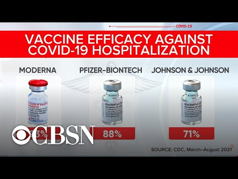 Virologist who helped develop Johnson and Johnson COVID-19 vaccine on mixing doses