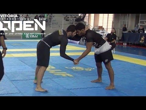 Marcos Martins vs Lucas Alves / Vitoria Open 2019