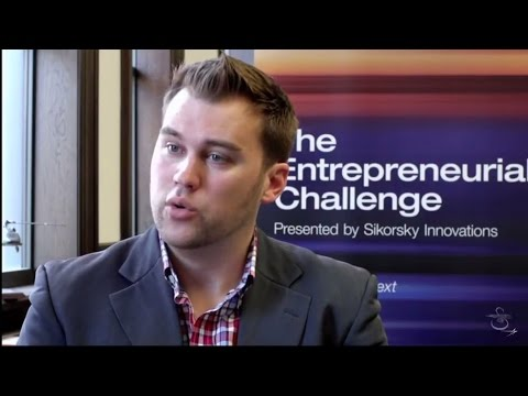 Sikorsky Entrepreneurial Challenge Winner Shares Experience