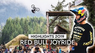 A Fight for the Triple Crown| Red Bull Joyride Highlights 2019