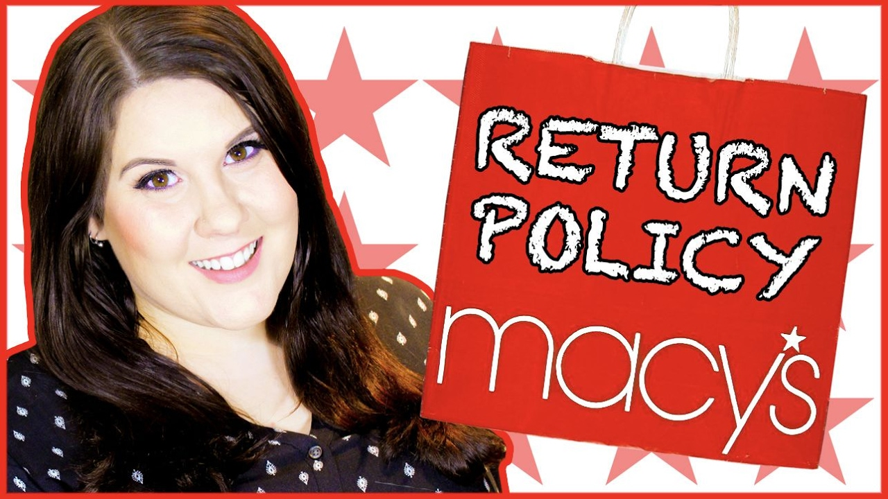 the best attitude 2efe5 618e5 What Can You Return To Macy s    Macy s Makeup Return Policy
